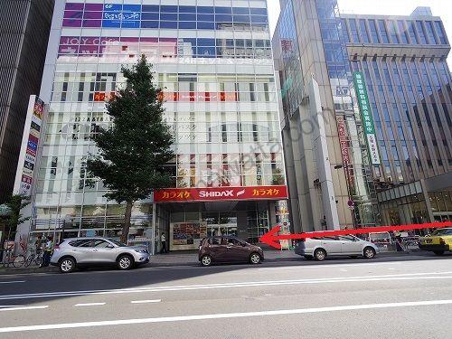 ラットタット JR札幌駅前店が入っている札幌TRビル