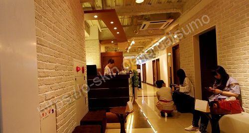 銀座カラー名古屋栄店の店舗画像