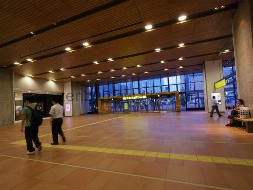 旭川駅北口方面