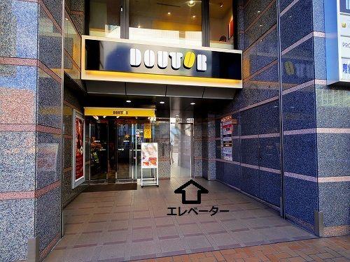 エピレ仙台店が入っている井門仙台駅前ビルの2階入口
