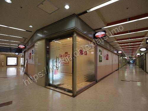 ラココ 梅田店の店舗画像
