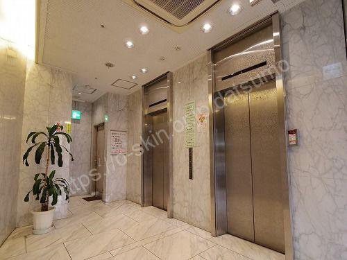 金沢三宮ビルのエレベーター2
