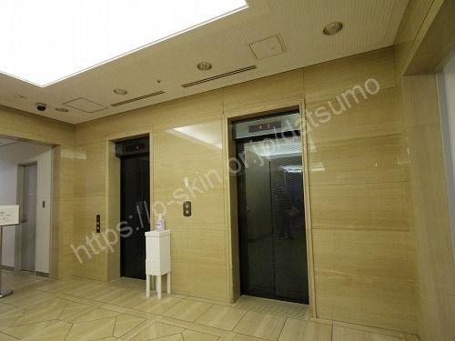 さくら三神ビルのエレベーター