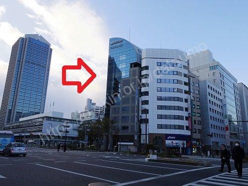 金沢三宮ビルの全景