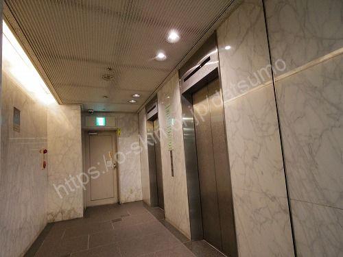 金沢三宮ビルのエレベーター