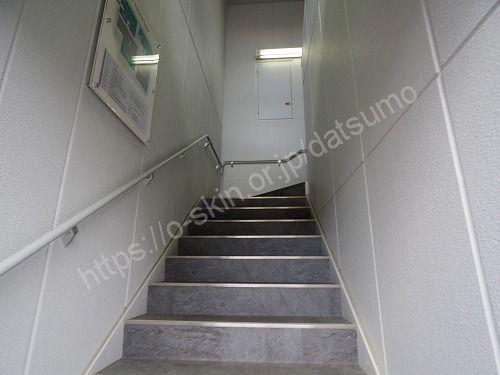 リトハ加古川の階段