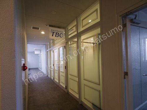 TBC加古川店の入口