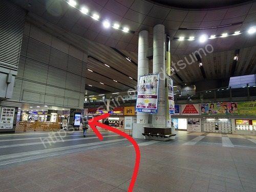 小倉駅3階