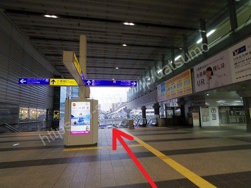 小倉駅3階その2