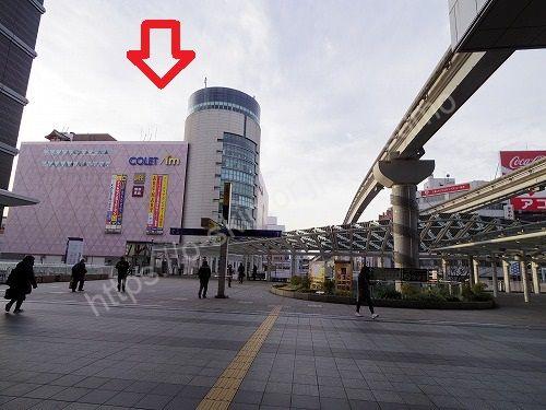小倉城口(南口)2