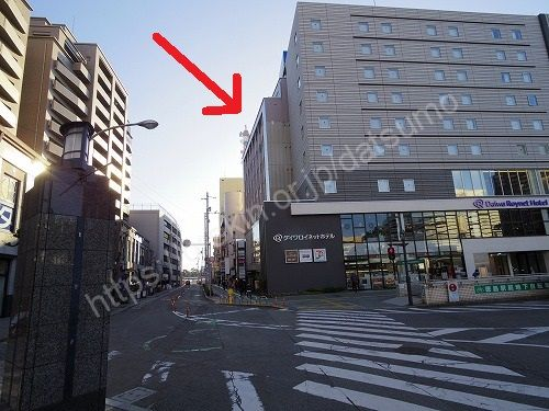 徳島駅前濱口ビル1