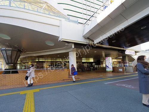 徳島そごう入口